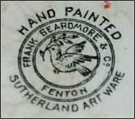 north bend pattern works frank beardmore co