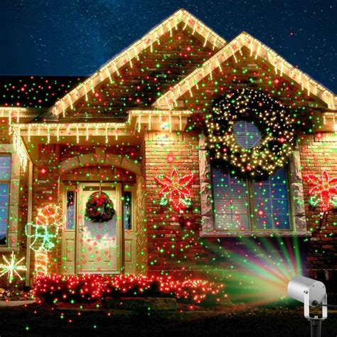christmas light projector lowes christmas light show kit lowes decoratingspecial com