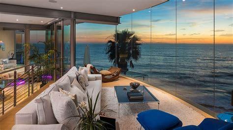 Three Story Houses paul mcclean designed floating glass house in laguna beach