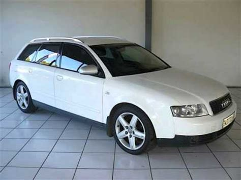 Audi A4 Station Wagon For Sale by 2002 Audi A4 1 9 Tdi Station Wagon Auto For Sale On Auto