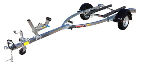 tow for boat trailer pwc single trailers easytow boat trailers