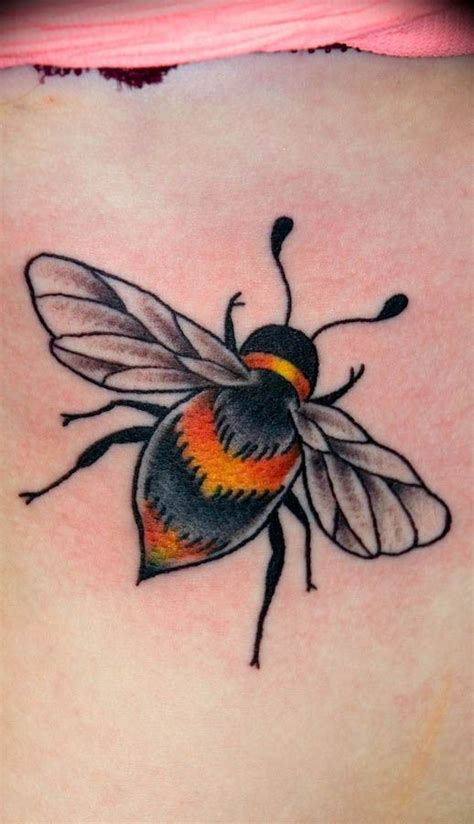 honey bee tattoo designs bumble bee honey tattoos bee design