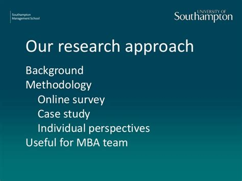 Team Global Learning Outcome Mba by Embedding The As A Learning And Teaching Tool A