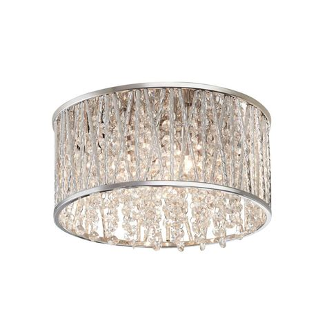 crystal flush mount light fixture crystal ceiling lights flush mount roselawnlutheran
