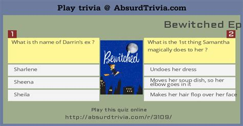 quiz questions very hard trivia quiz bewitched episode 1 i darrin take this