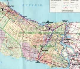 niagara region maps