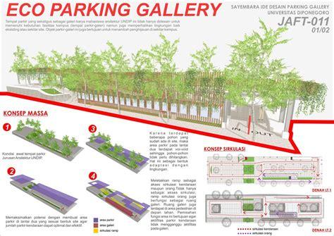 eco parking gallery  firdi fathoni  coroflotcom