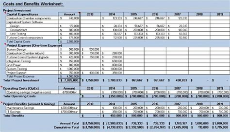 cost benefit analysis template excel cost benefit analysis template excel marvelous for