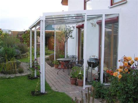 Hersteller Terrassenüberdachung by Terrassendach Mit Seitenteil2 Terrassen 252 Berdachungen