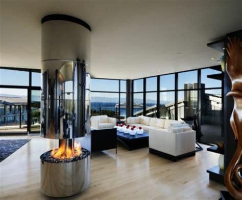 grüne bank wohnzimmer mit essecke modern kreative deko ideen und