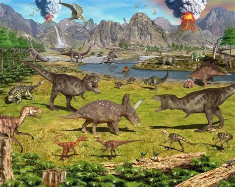 Land Of The Dinosaurs dinosaurs wallpapers wallpaper cave