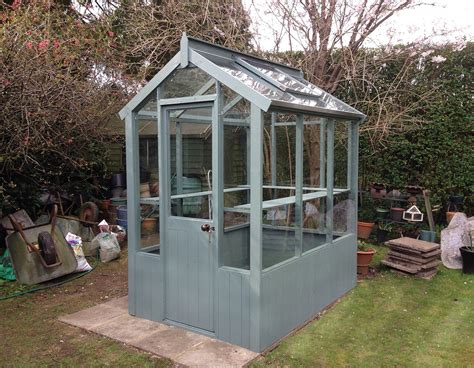 cotswold small 4x4 wooden greenhouse greenhouse stores