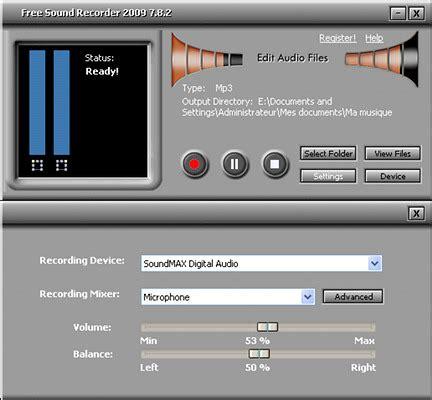 format audio enregistrement logiciel pour enregistrer sa voix logiciel d