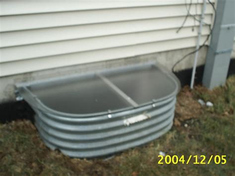 steel window well covers basement window well screen