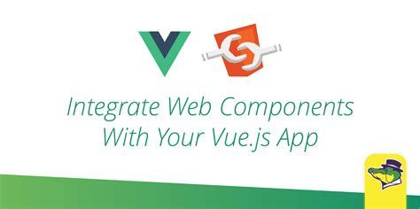 jsfeeds integrate web components with your vue js app