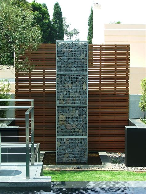 Gabion Walls What They Are And How To Use Them In Your Modern Garden Wall