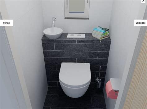 Ideeen Wc Inrichting by Idee Voor Kleine Wc Ruimte Wastafel Boven Toilet Idee 235 N