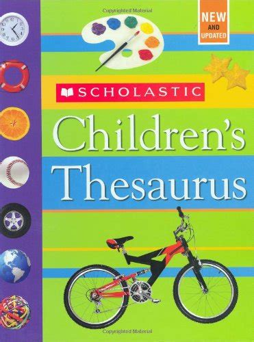 Comfortable Thesaurus by Nonfiction For Reference Books For 9 To 12 Year Olds
