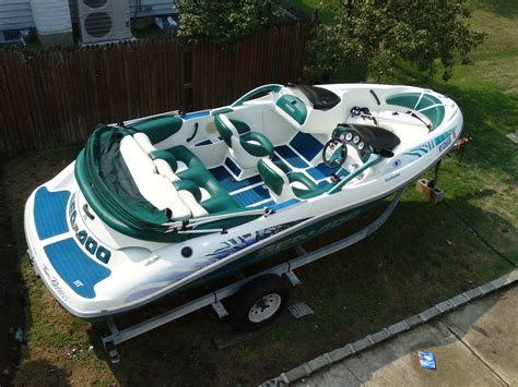 seadoo challenger 1800 cover sea doo challenger 1800 1998 for sale for 5 000 boats