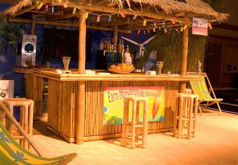 Hut Bar Bamboo Tiki Hut Bar Bamboo Valance Photo