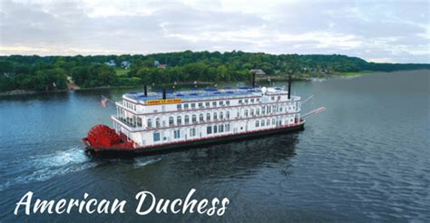 american duchess boat american duchess usa river cruises official site