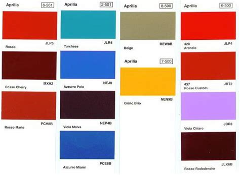 ici paint color chart quotes