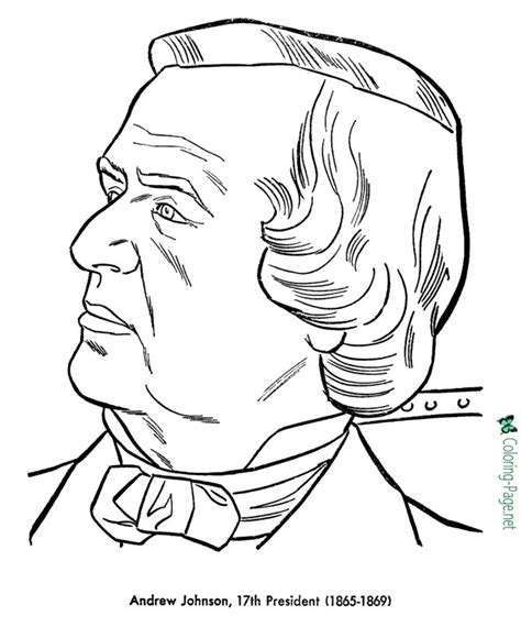 free printable coloring pages of us presidents us presidents coloring pages