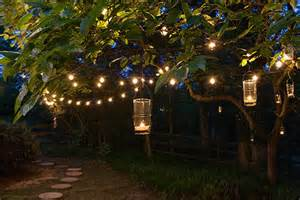 how to string lights on outdoor trees 8 ways to get your garden ready for homecrux