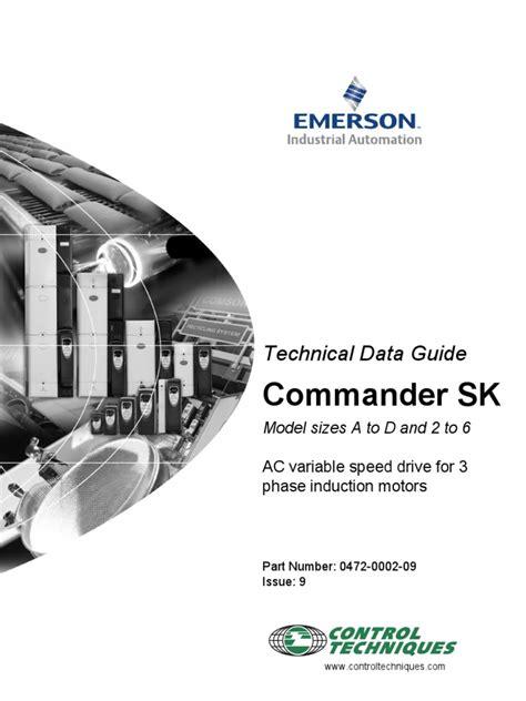 braking resistor for commander sk commander sk technical manual data pdf resistor