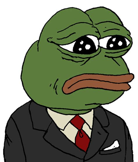 Meme Frog - image 459893 feels bad man sad frog know your meme