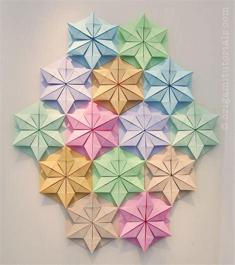 muntazar kusudama tutorial origami origami geometric origami origami cards