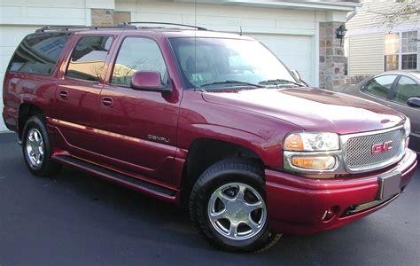 2002 gmc yukon recalls 2003 yukon starting problems autos post