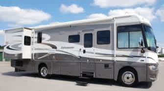 pre owned and used class a diesel motorhomes for sale in