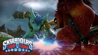 Kaos Discovery Channel official skylanders trap team quot the discovery quot trailer