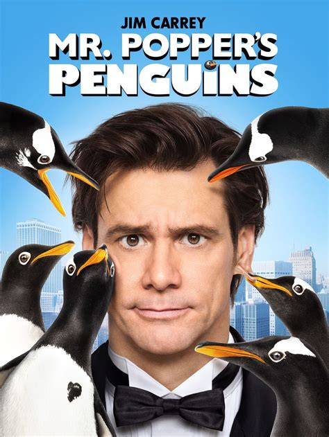 libro mr poppers penguins mr popper s penguins movie pictures and photos tv guide