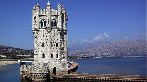 el mirador pedrezuela la centenaria torre que 171 flota 187 sobre el embalse de