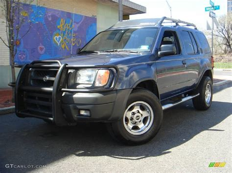 2000 denim blue metallic nissan xterra se v6 4x4 7438355 gtcarlot car color galleries