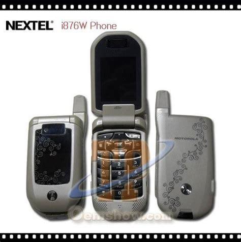 Nextel Search Motorola Nextel I876w Iden Cellphone Mobile Phone Topphone International Trading Co