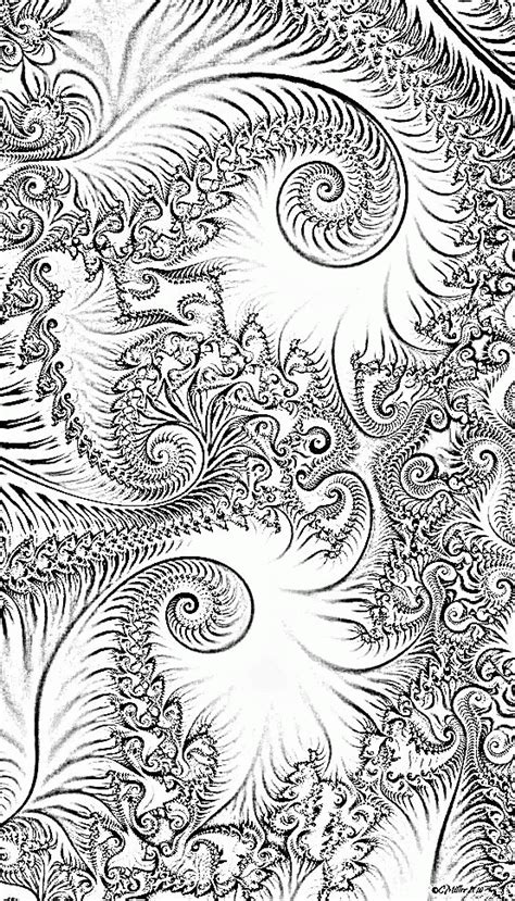 fractal coloring book fractals coloring pages coloring home