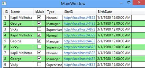 wpf datagrid layout updated wpf datagrid common tasks
