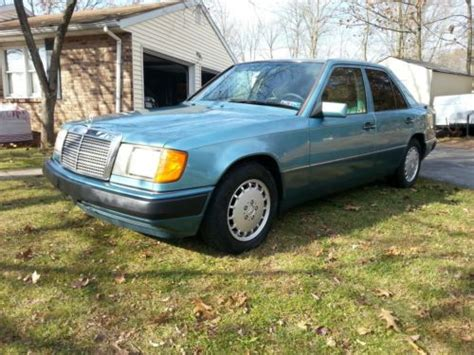auto body repair training 1993 mercedes benz 300e navigation system sell used 1988 mercedes 300e in montpelier vermont united states