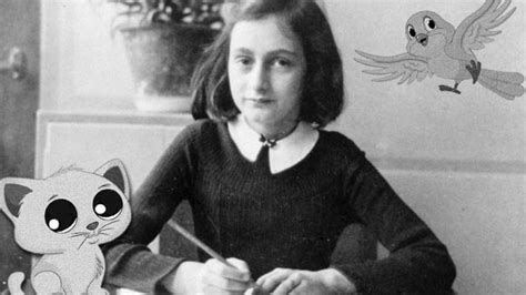 anne frank animated biography anne frank archives cartoon brew
