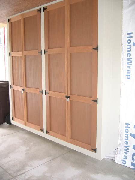 how to build garage storage overhead woodworking