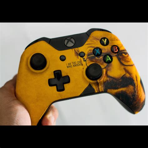 Xbox One Controller Lackieren by Xbox One Controller Breaking Bad Controller Lackierung