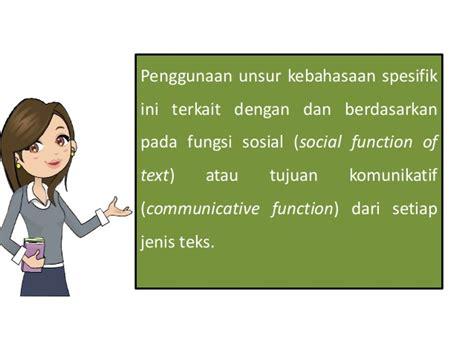 generic structure dari teks biography materi social function generic structure and language