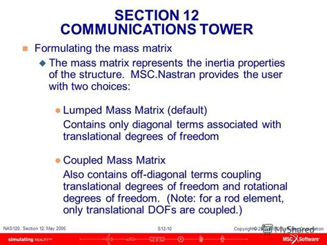 Section 12 Massachusetts by Quot Section 12 Communications Tower S12