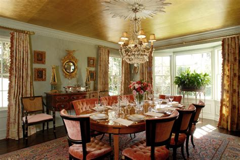 Dining Rooms Los Angeles by Makeover Traditional Dining Room Los