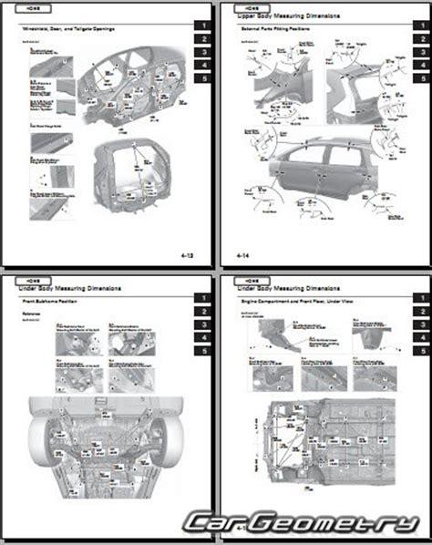 manual repair free 2012 honda cr v spare parts catalogs кузовные размеры honda cr v 2012 2018 body repair manual