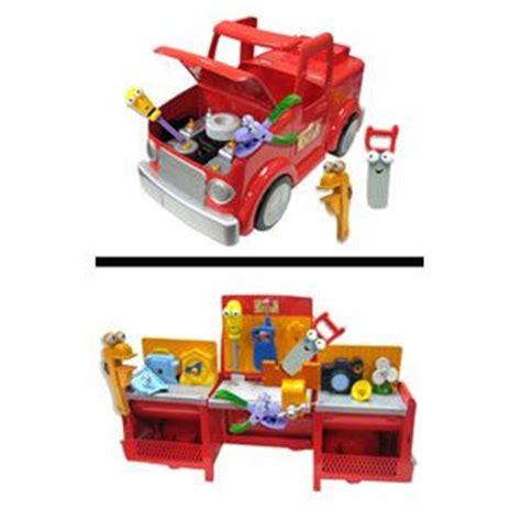 handy manny tool bench handy manny 2 in 1 transforming tool truck from fisher price