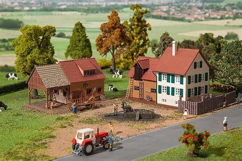 Bauernhof Motorrad Spiele by Faller 190210 Bauernhof Set Mit Zubeh 246 R Kaufen Bei
